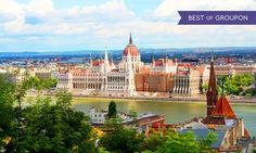 Groupon - ✈ 15-Day Central Europe Vacation w/Air from go-today. Price/Person Based on Double Occupancy (Buy 1 Groupon/Person).  in Vienna, Budapest, Krakow, Warsaw, Berlin, and Prague. Groupon deal price: $1,999