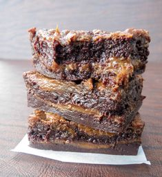 Dulce De Leche Stuffed and Swirled Fudgy Brownies. Rich and extremely fudgy brownies with dulce de leche used in two ways! The brownies are exploding with gooey dulce de leche in every single bite. Perfect for Cinco De Mayo!