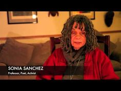 Sonia Sanchez on the connections between Peace, Freedom, and Justice