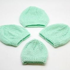 Preemie hat free knit pattern, 4 sizes. Please visit the Designer Yarns website for full list of stockists and distributors.