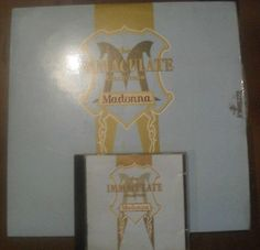 vinile 33 giri Madonna - The Immaculate + CD-Rom - The Immaculate