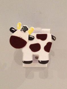 Cow Night Light  Farm Animal Nursery Decor  Wall Decor by SwagMags, $10.00