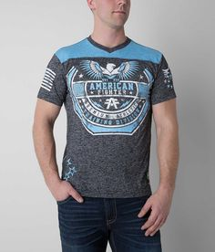 American Fighter Samford T-Shirt - Men's Shirts/Tops | Buckle