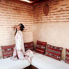 Kaftan & Couscous...#bakchic #kaftan #marrakesh #travel #love