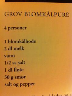 Grov blomkålspure