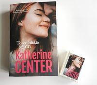 Nowele Domowe : To, co bliskie sercu Katherine Center recenzja Cover, Books, House, Libros, Home, Book, Book Illustrations, Homes, Houses