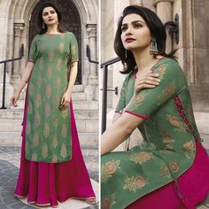 Designer Indian women Stone embroidery party wear Maxi Dress long tunic Kurti Source by aparnachoubey dresses indian Kurta Designs Women, Kurti Neck Designs, Kurti Designs Party Wear, Party Wear Maxi Dresses, Dress Outfits, Fashion Dresses, Dress Party, Hijab Dress, Dress Shoes