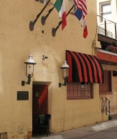 America's Strangest Restaurants: Safe House - Milwaukee, WI.The building's placard may say International Exports, Ltd., but insiders know that behind the innocuous alleyway façade is a secret refuge for hungry spies and the people who love them—provided you have the password. (Shhh: check the FAQ online.)