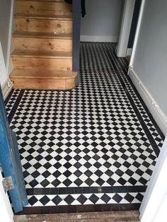 Victorian Floor Restoration Oxford After Sealing