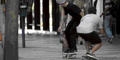 skateboardingissimple:  Luan Oliveira - Halfcab flip