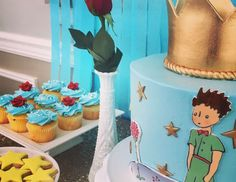 """The Little Prince / Birthday """"The Little Prince birthday party""""   Catch My Party"""