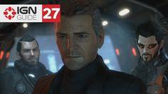 Deus Ex: Mankind Divided Walkthrough - Mission 15: Securing the Conventi...