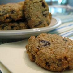 » Raisin Seed Cookies (Nut-Free and Egg-Free) Recipe