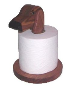 Dachshund Toilet Paper Holder Good Dog Pet Express Inc