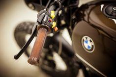 "Bmw R100 1986 ""Espresso"" by Garage Motorcycles"