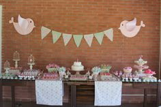 My niece's Birthday Party designed by my cousin Paula.