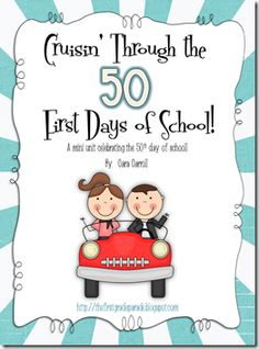 50 days of school!