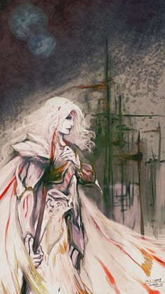 Cecil White Paladin (Final Fantasy IV)