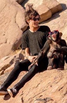 Wish I was that monkey :((