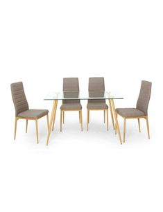 SET DINING MASA + SCAUNE NINO #setdining #setliving #masa #scaune #mobiladining #mobila #interior #design #scandinav #modern #minimalist #Romania #Artimgroup #set #masascaune #mobilier #magazin #online Modern Minimalist, Romania, Dining, Interior Design, Metal, Table, Furniture, Vintage, Home Decor