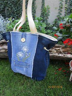 Handmademaja / RECY taška  z  rifloviny Messenger Bag, Satchel, Jeans, Fashion, Bags, Moda, Fashion Styles, Fashion Illustrations, Crossbody Bag