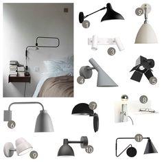 Sänglampor – stor guide till snygga, trendiga lampor till sovrummet