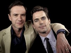 tim dekay and matt bomer - Bing images- so now I've unraveled that White Collar thing with that Garson as the author of Howl - Ginsberg and creepier than the original - no more separations--- Jack and Neal together again-