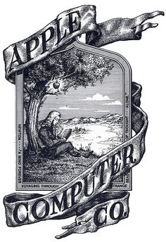 Premier logo Apple 1976