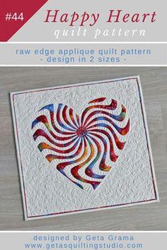 Quilting and Sewing Tutorials - Geta's Quilting Studio
