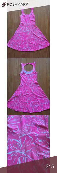 Pink summer floral dress Pink summer floral dress Dresses