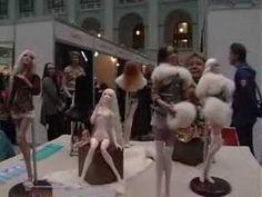 Выставка Искусство Куклы в Гостином Дворе декабрь 2013 год