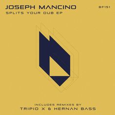 "#housemusic Splits your dub EP: Beatfreak Recordings is proud to present Joseph Mancino and his EP ""Splits your dub"", including 2 original…"