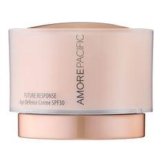 New at #Sephora: Amore Pacific Future Response Age Defense Creme SPF 30 #skincare #skincareiQ