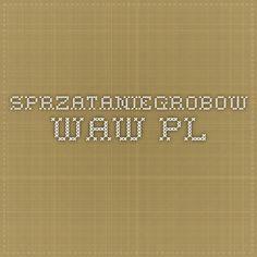 sprzataniegrobow.waw.pl