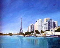 Paris. Artist: Joan Ramon Espax