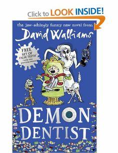 Demon Dentist: Amazon.co.uk: David Walliams: Books
