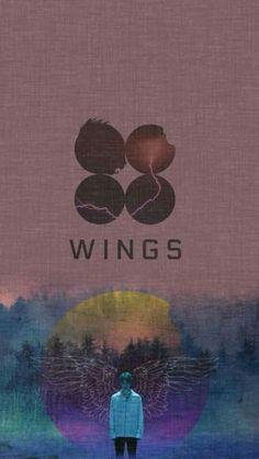 Jimin | Wings wallpaper
