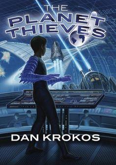 Merrin in The Planet Thieves by Dan Krokos