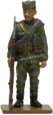 Corporal, Serbian Army, The Balkan Campaign, Lesnica, 1914, 1:30, Del Prado