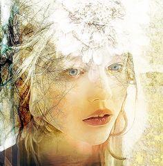 Winter's Awakening   fine art giclee print 8x8 by ImagineStudio, $30.00