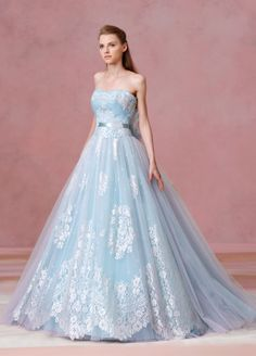 Very Lovely Skirts, Skirtsuits, and Dresses Ball Dresses, Ball Gowns, Evening Dresses, Blue Wedding Dresses, Bridal Dresses, Beautiful Gowns, Beautiful Outfits, Elegant Dresses, Pretty Dresses