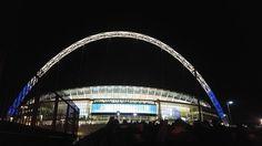Yes. Wembley.