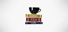 Novel Tea Cafe - Woody Harrington Design