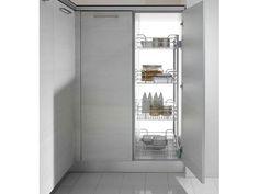 Fémrácsok - 809a 4 részes kih. polc - Forest Bathroom Medicine Cabinet