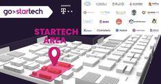 Go StarTech – provocarea lansată start-up-urilor tech de către GoTech World și Telekom Romania Pavilion, Romania, Tech, World, The World, Sheds, Cabana, Technology