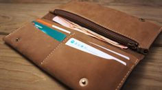 Women leather  wallet,long wallet,for gifts,slim purse by Unsimple on Etsy https://www.etsy.com/listing/193883333/women-leather-walletlong-walletfor