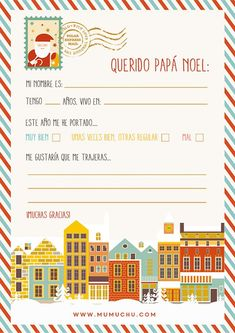 Christmas Worksheets, Christmas Activities, Christmas Printables, Christmas Hamper, Christmas Love, Christmas Cards, Spanish Lessons For Kids, Easy Christmas Decorations, Hand Lettering Alphabet