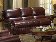 Leather Sofas Austin Top Grain Reclining Leather Sofa Dual Recliners Burl