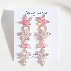 Hand Jewelry, Cute Jewelry, Jewelry Accessories, Jewelry Design, Jewelry Trends 2018, Korean Jewelry, Magical Jewelry, Fantasy Jewelry, Beautiful Earrings