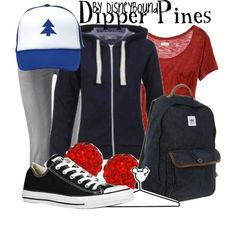 """""""Dipper Pines"""" by lalakay on Polyvore"""
